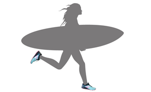 run club logo